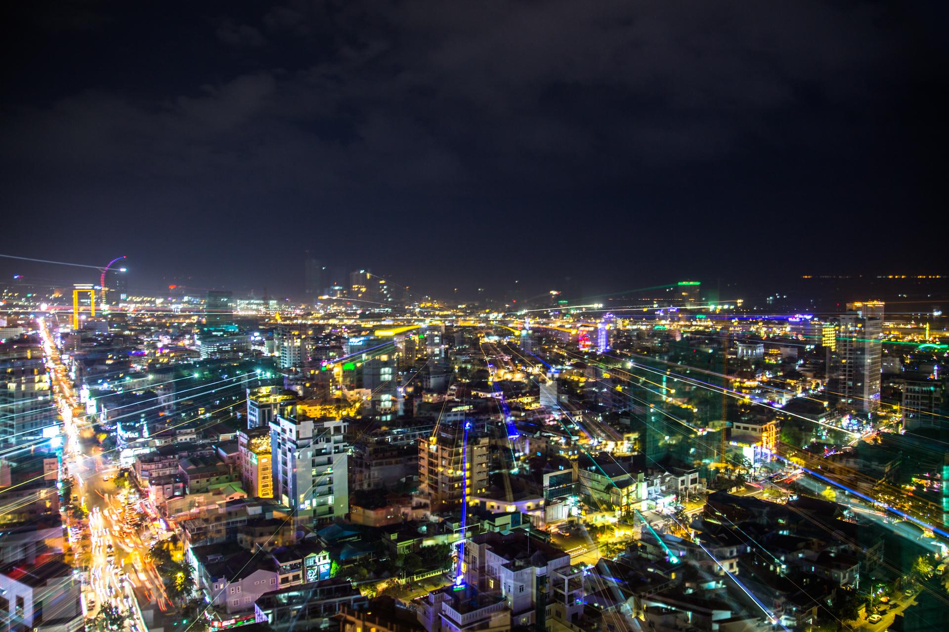 Phnom Penh Nacht