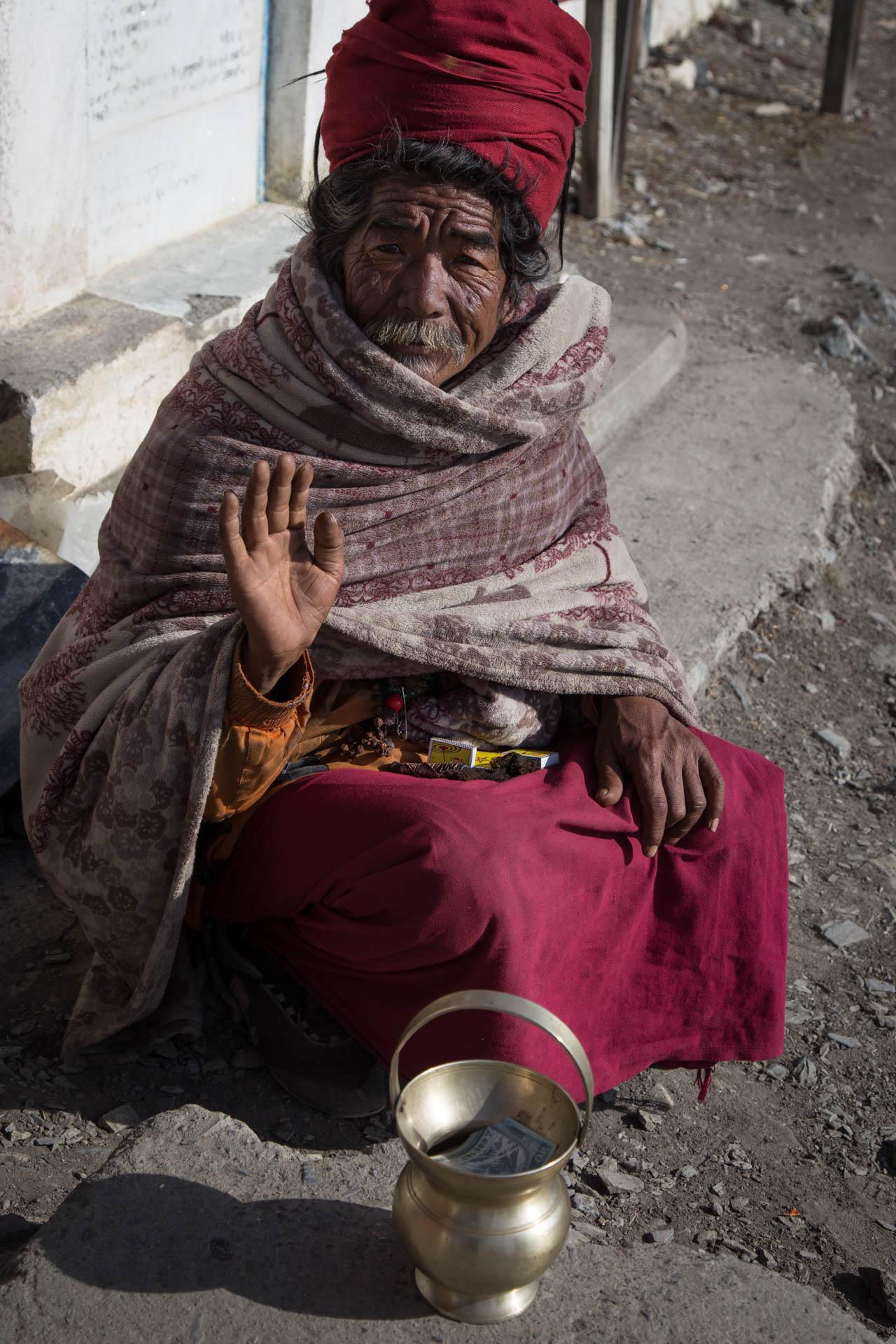 sadhu-heiliger mann