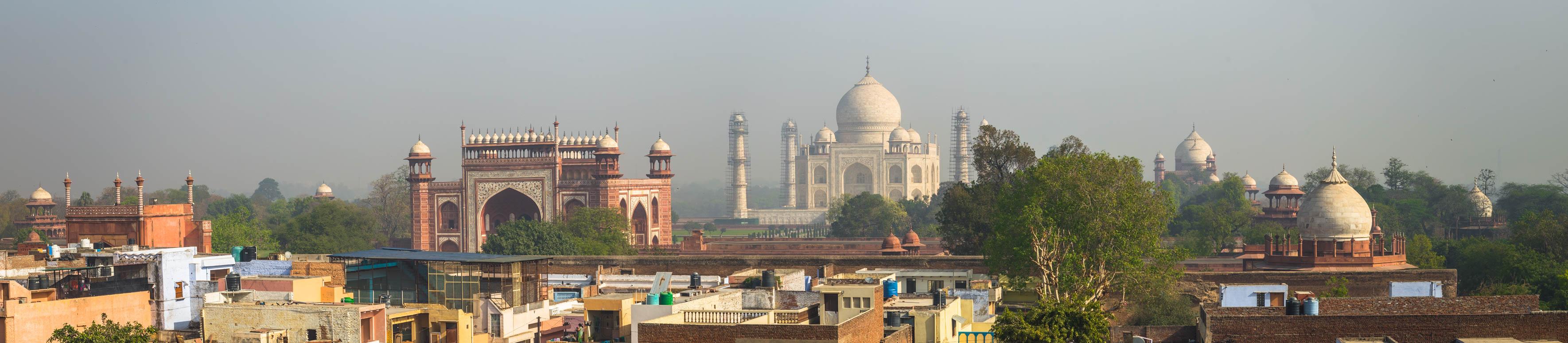 Cityscape Agra