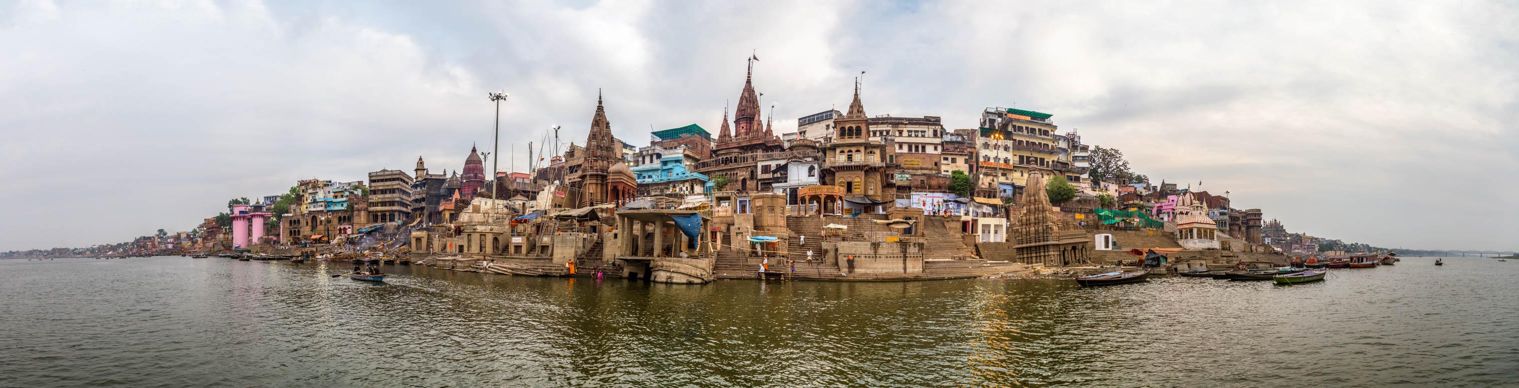 Varanasi Mankarnika Ghat