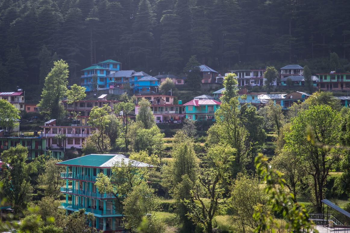colorful Dharamkot