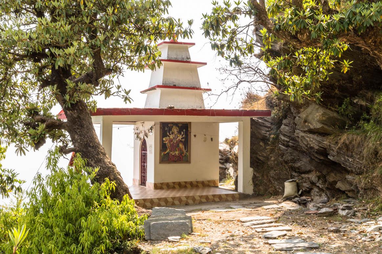 mystical Durga temple