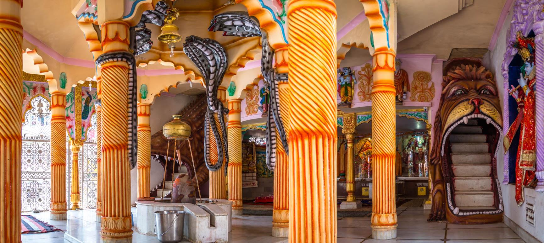 hindu fairy temple