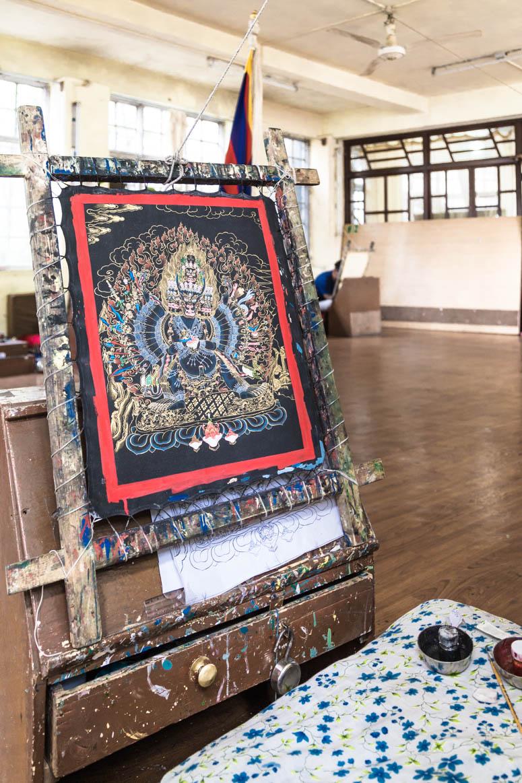 tibetan craf