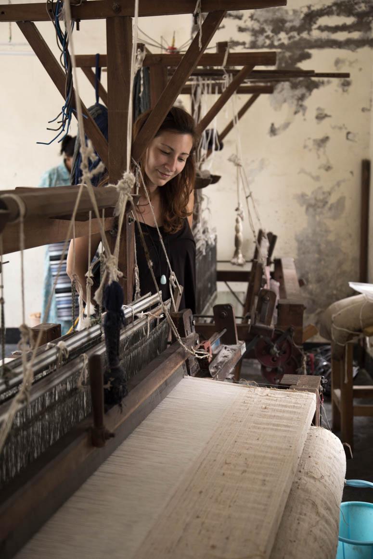 tibetan weaving