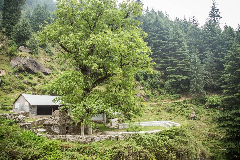 Jongini Temple