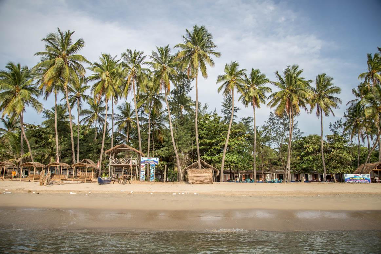 Uppavelli beach