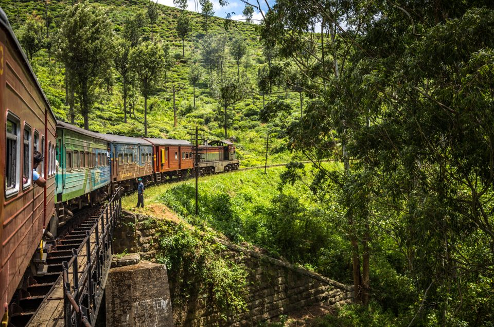 Ceylon's britischer Beigeschmack