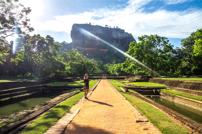 Sigiriya Wasserresort