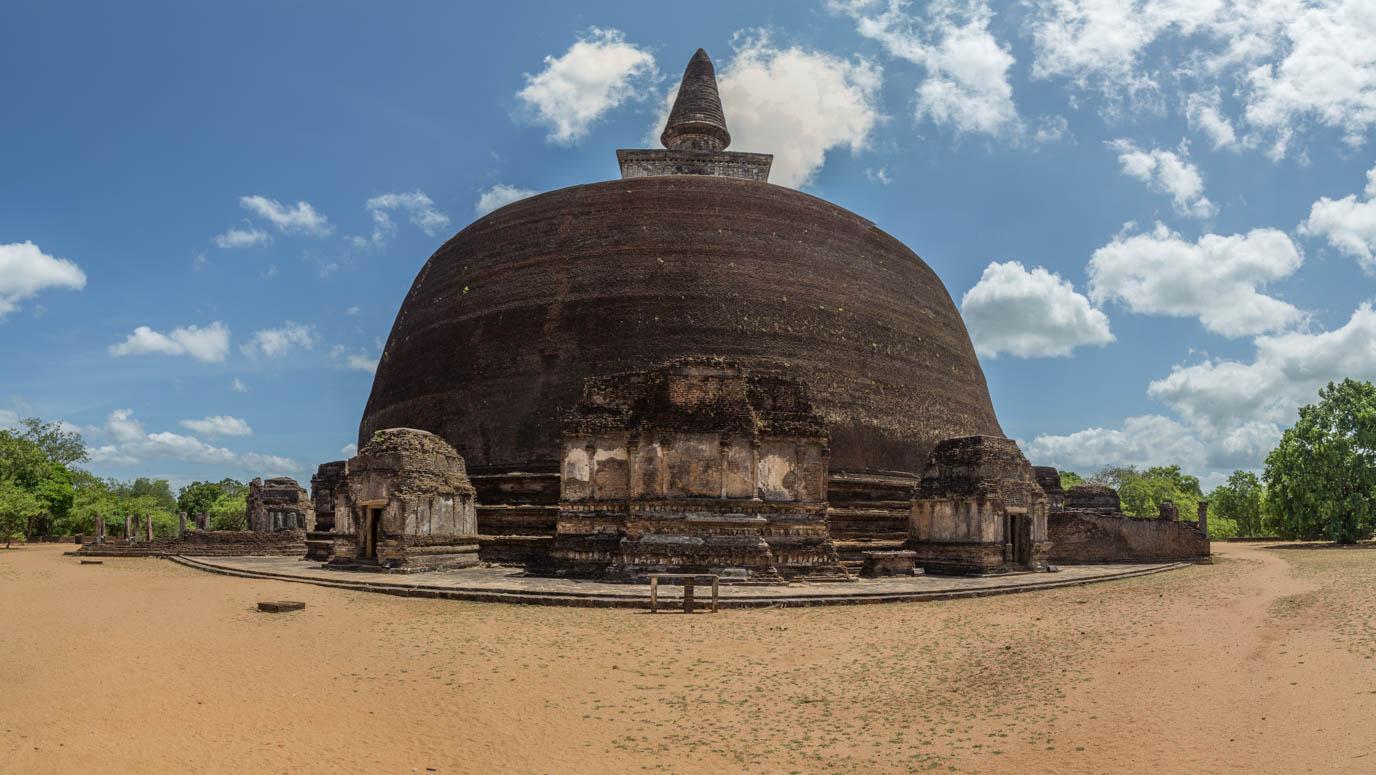 Große Stupa in Polonnaruwa