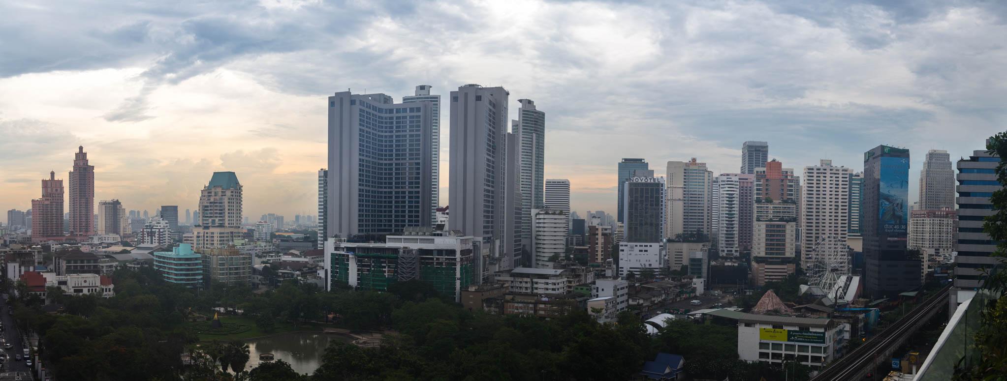Skyline Bangkoks