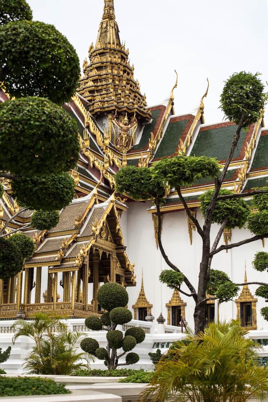 Großer Palast von Bangkok