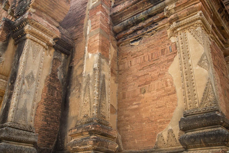mächtige Säulen