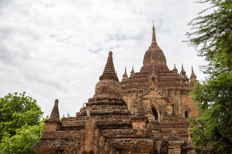 Bagans Tempel