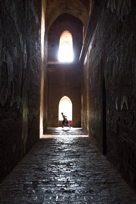 Tempel Labyrinth
