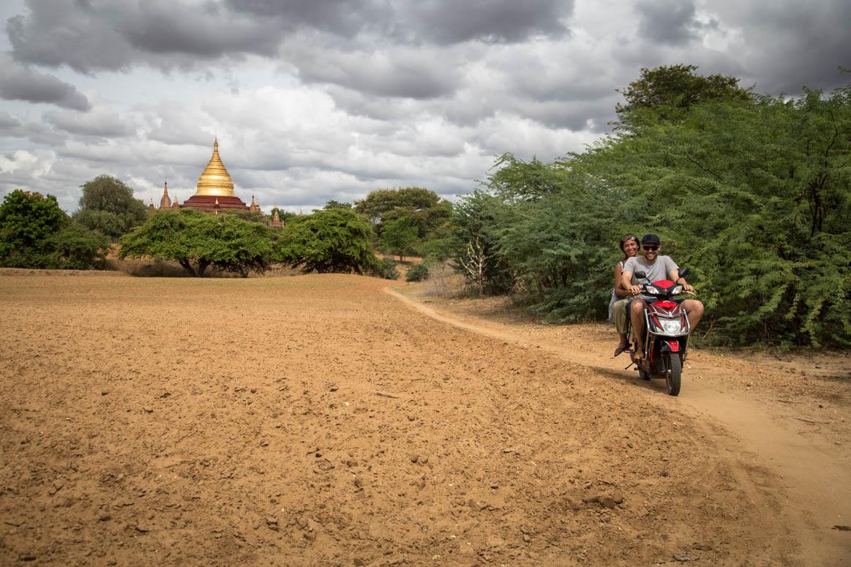 Dhammayazika-Tempel