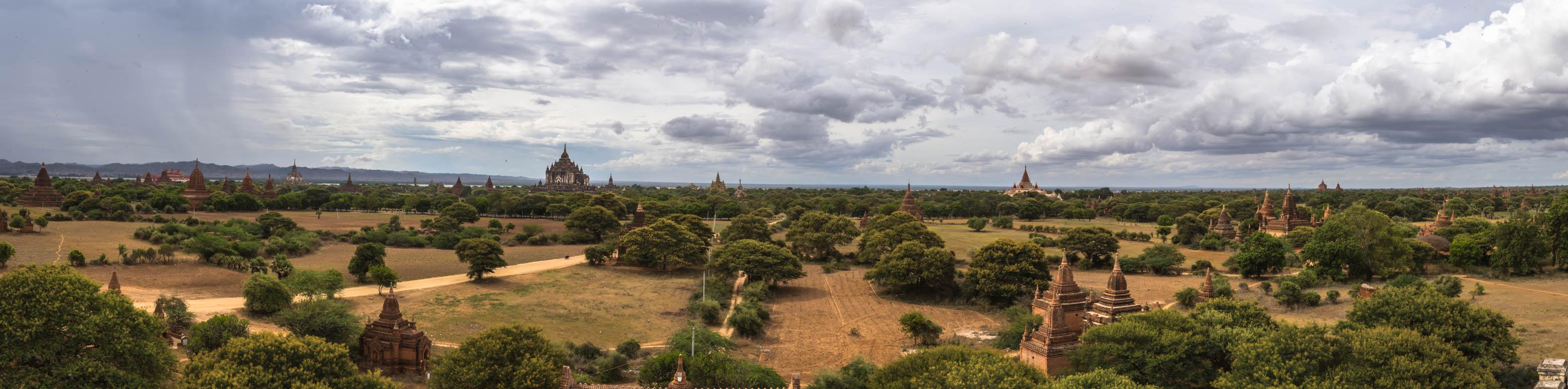 Bagans Pagoden