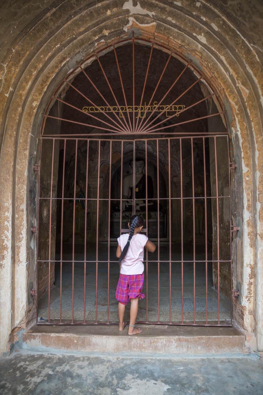 verschlossene Türen