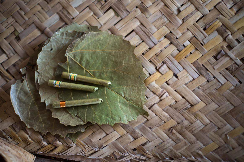 traditionelle Zigaretten