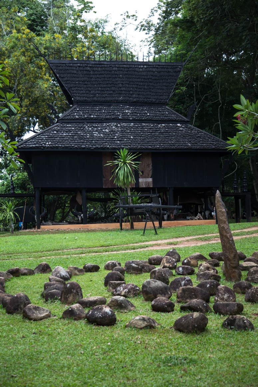 Baan Dam - Schwarze Haus