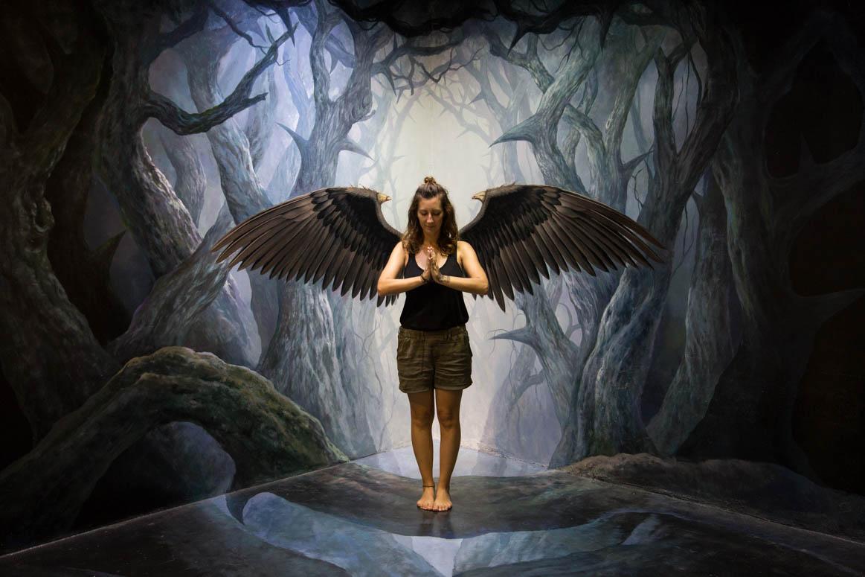 Stiller Engel