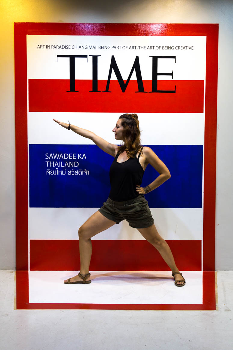 Cover der Times