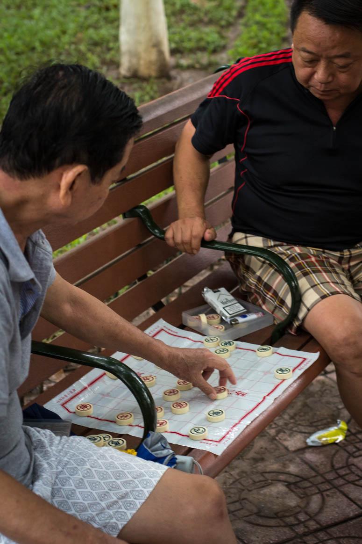 Chinesisches Schachspiel