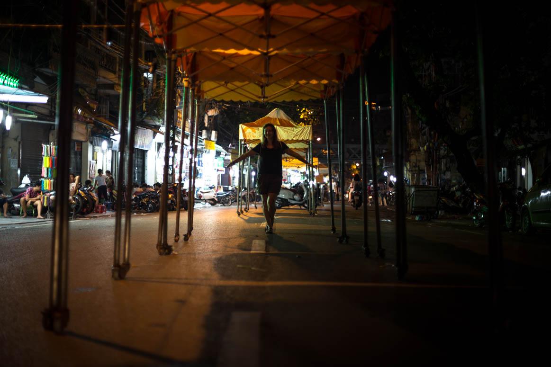 Hanoi - Nighttime