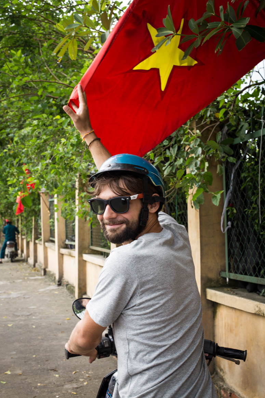 Hallo in Vietnam