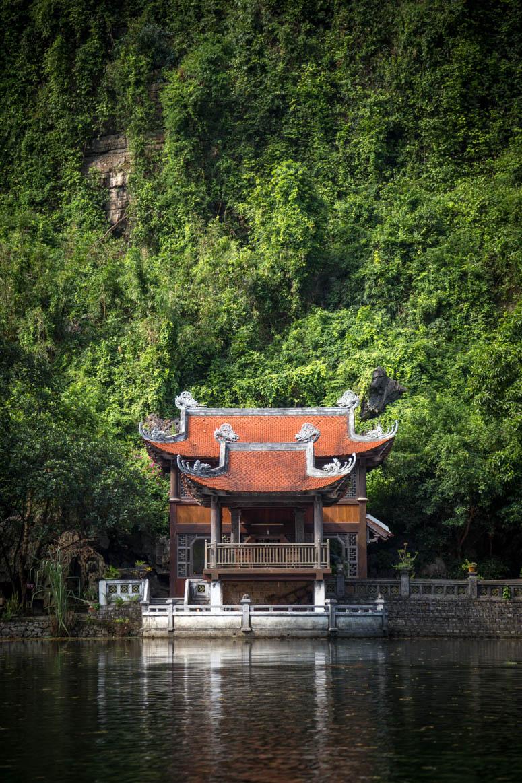 verborgener Tempel