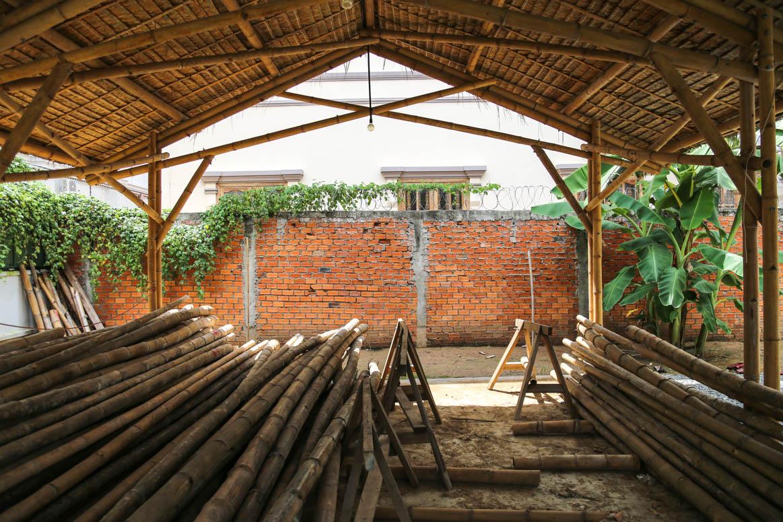 Bambuslager