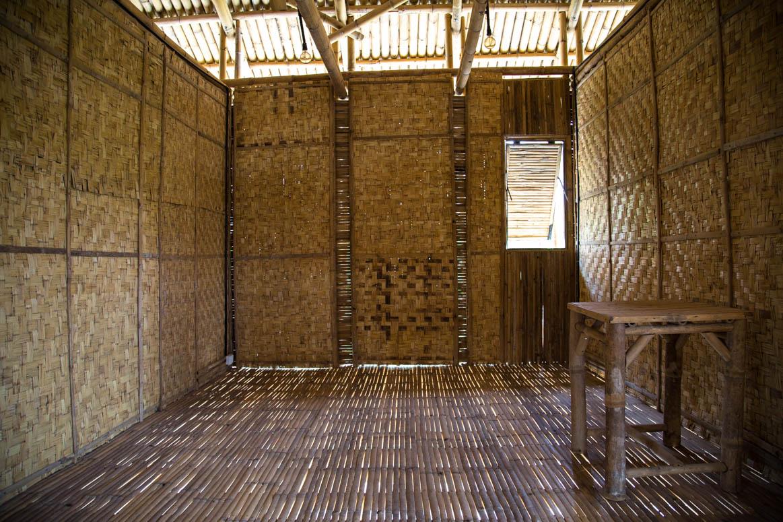 Bamboo Center Interior