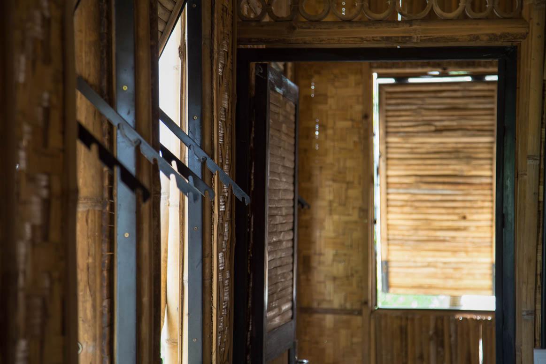 Fenstermechanismus Bamboocenter