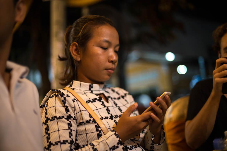 Chenda von Kambodscha