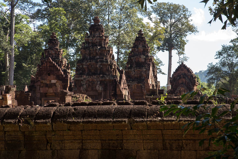 Banteay Srei Tempel