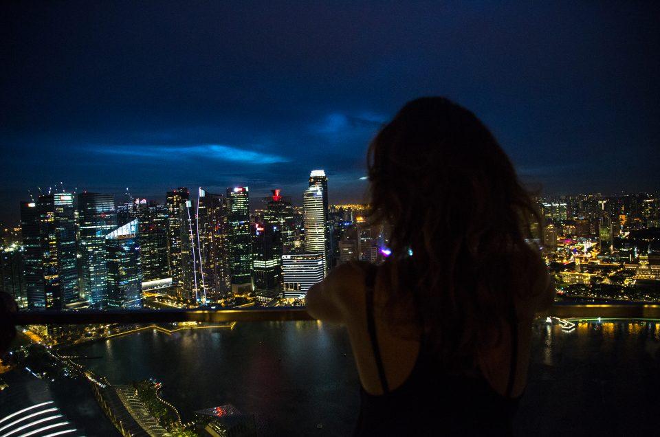 Hoch, Höher, Singapur