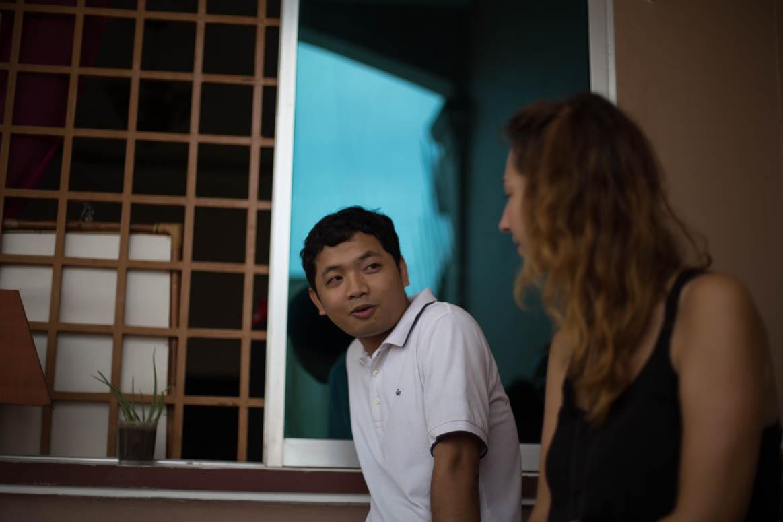 Danith aus Phnom Penh