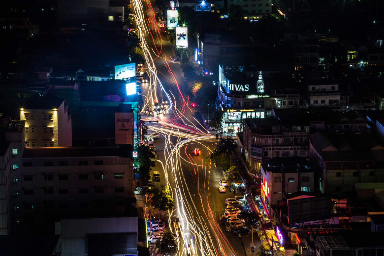 Verkehr in Phnom Penh