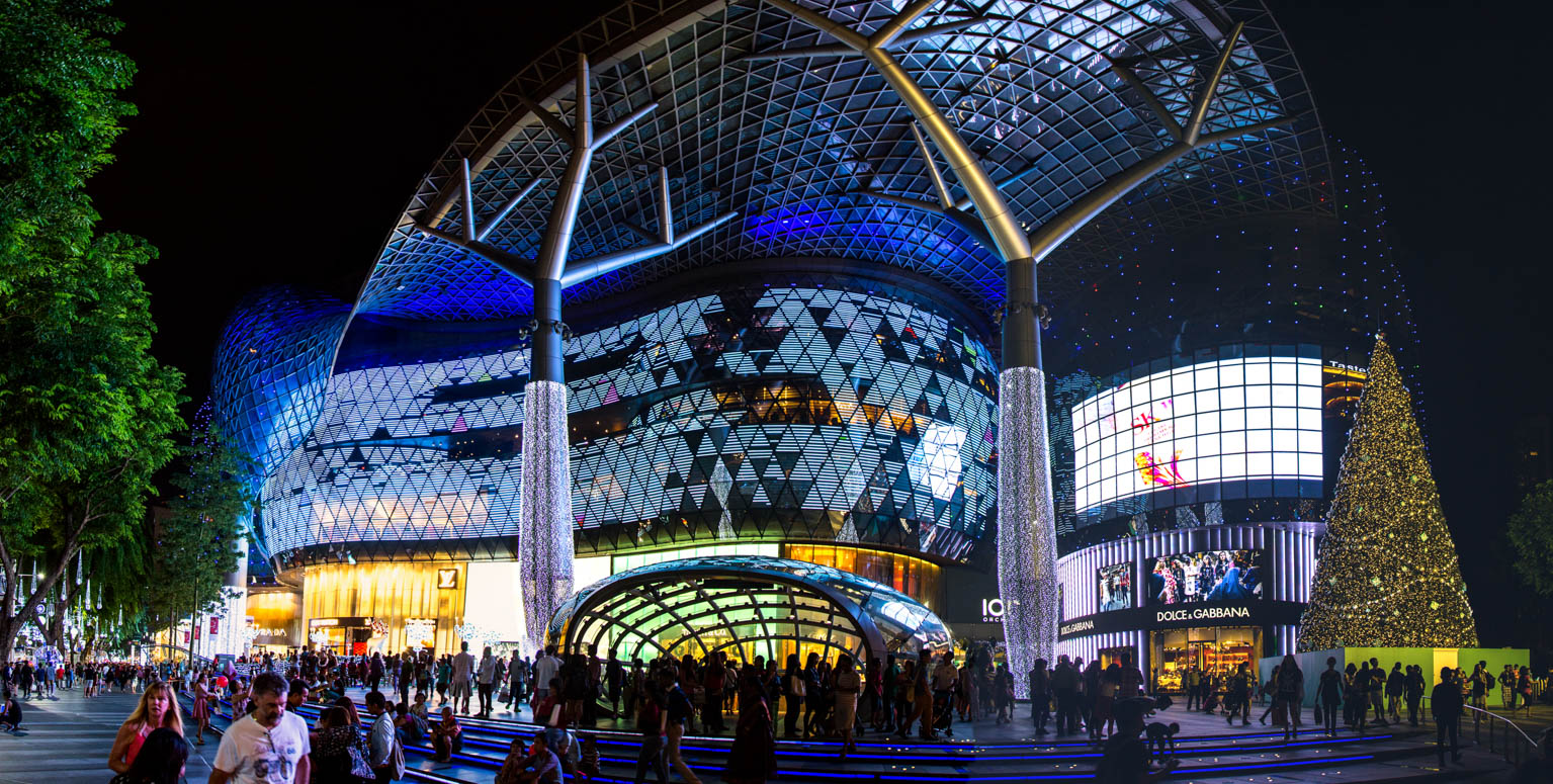 Shoppingcenter - Orchardroad