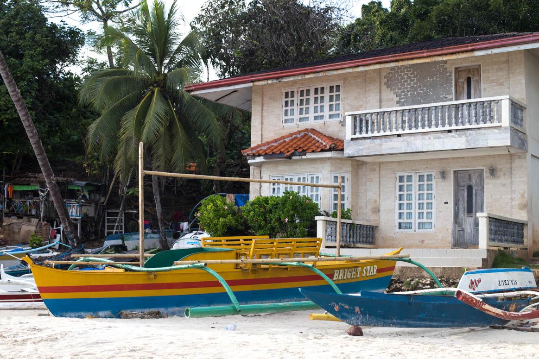 Strand in Bohol