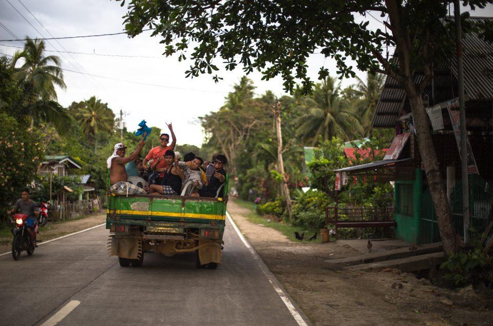 Philippinische (Gast)freundschaft