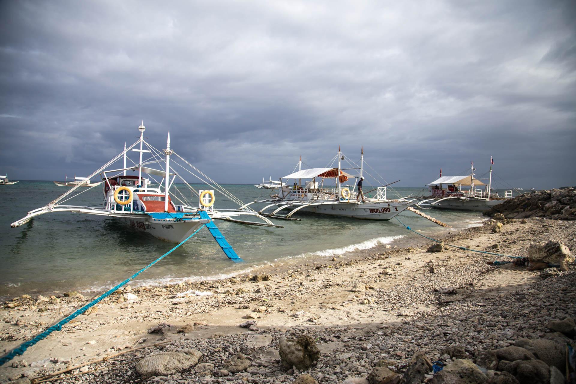auf nach Malapascua Island