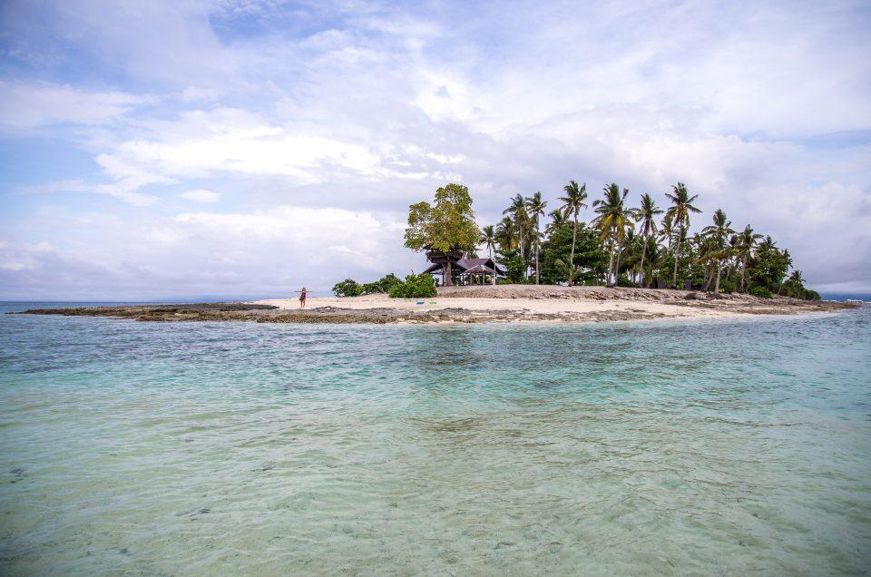 Von Insel zu Insel