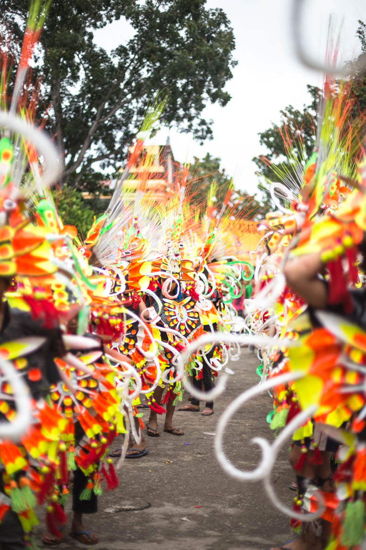 Straßen Parade