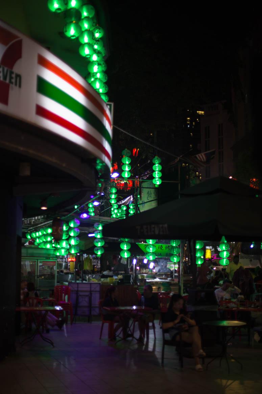 Colors in Kuala Lumpur