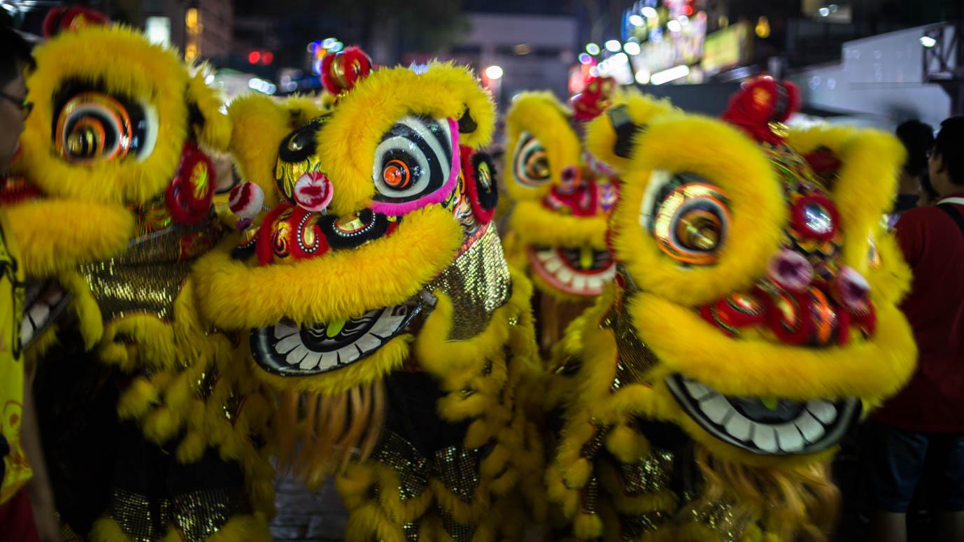 Darchen gelten als eines der wichtigsten Symbole in der chinesischen Kultur