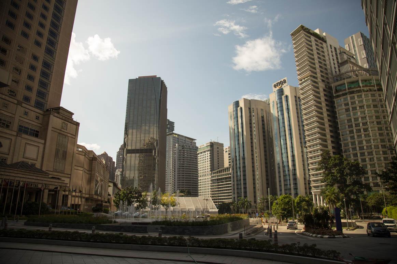Kuala Lumpurs Zentrum
