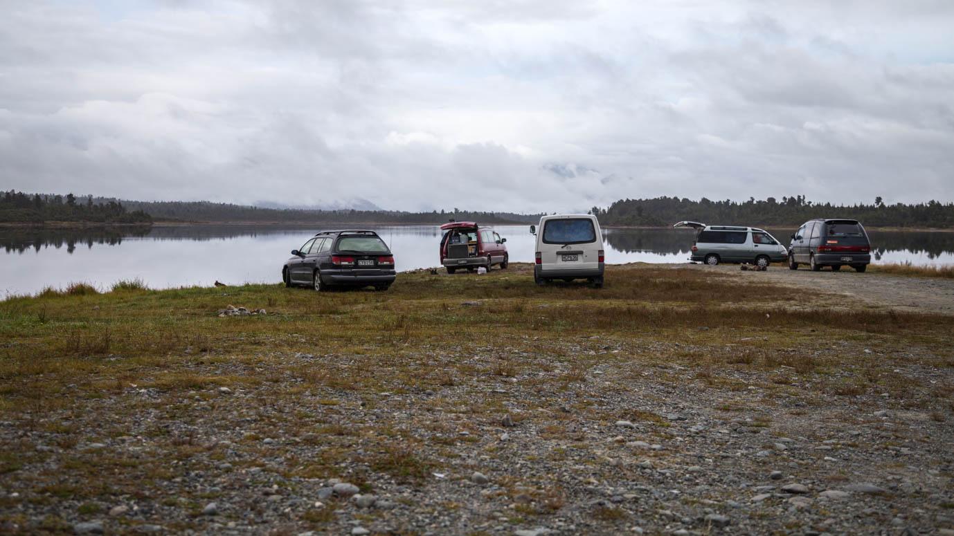 Campingplatz für jedermann