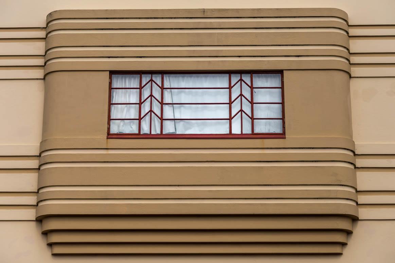 Stilvolle Fassaden