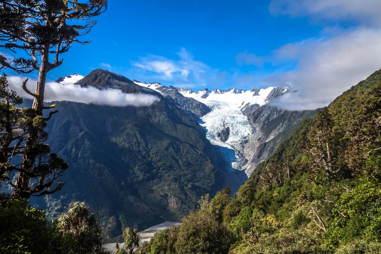 Franz Josefs Gletscherzungen